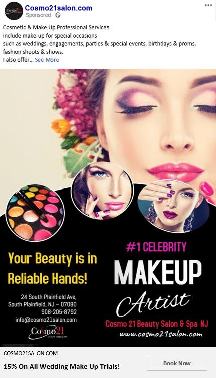 Make Up Artist Project