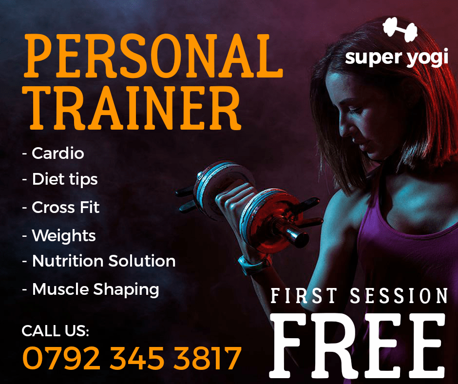 Personal Trainer Project